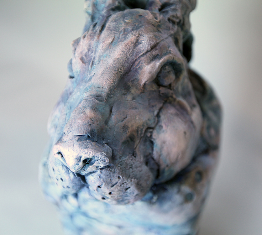 Rabbit Vessel - Small Sculpture